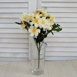 """Цветок искусственный букет """"Джета""""  прованс 30см, арт. 5696"""