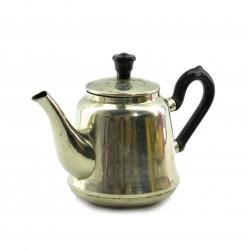 Чайник заварочный. Латунь, никель.