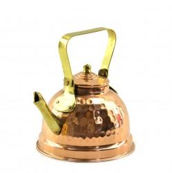 Чайник заварочный, 400мл., медь. латунь, арт. 0354