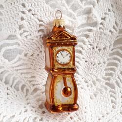 "Елочная игрушка ""Часы напольные"" арт. 5261 ID4380"