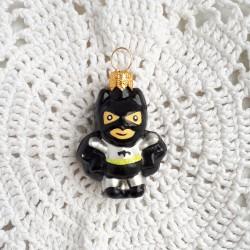 "Елочная игрушка ""Бэтмен"" малютка мини арт. 1469 ID4266 / 4388"