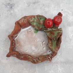 Пиала - вазочка для варенья,  керамика, 5704/4601