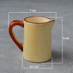 "Молочник - миниатюра ""Эльф"", арт. 2124"