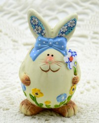 "Фигурка ""Кролик-пасхальное яйцо"", арт. 2187"
