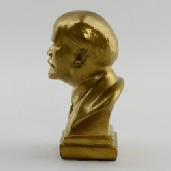 "Бюст ""Ленин"" золото, арт. 1295"