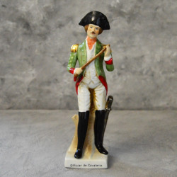 "Статуэтка ""Офицер. French Cavalerie Officier"" 22см, арт. 5982/2k"