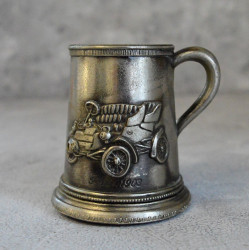 "Пивная кружка - карандашница ""Ретро машина"" арт. 5932/к"