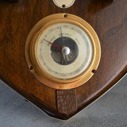 """Барометр + термометр """"Башмачки"""" арт. 5936/к"""