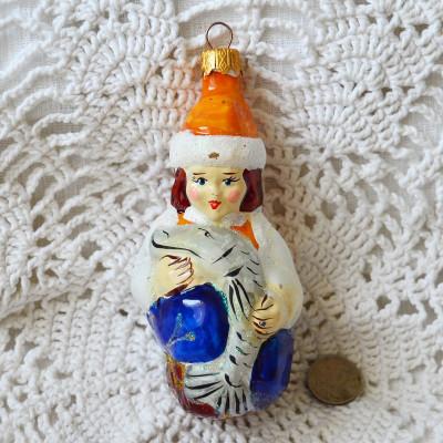 """Елочная игрушка """"Емеля"""" 11см. арт. 5996 ID4237"""