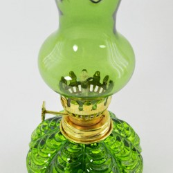 """Лампа масляная """"Зеленое стекло"""", арт.2248"""