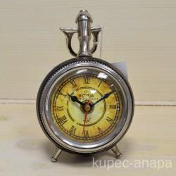 Часы настольные. 16*10*5,5см, 308гр, арт. 2252