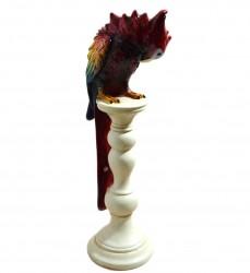 "Фигура ""Попугай на колонне"", арт. 2260"