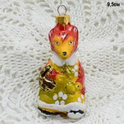"""Елочная игрушка """"Лиса"""", арт. 3208 ID3731"""