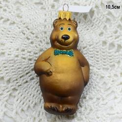 """Елочная игрушка """"Медведь. Маша и Медведь"""", арт. 3208 ID3723"""