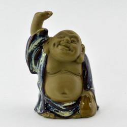 """Статуэтка Китаец """"Хотей с мешком, рука вверх"""", арт. 2361"""