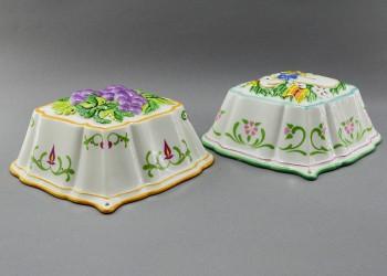 """Панно настенное - форма для выпечки """"Виноград и овечка"""", арт. 2365"""