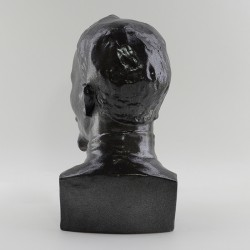 "Бюст ""Дзержинский"" металлик 22см. , арт. 2548"