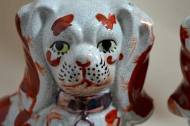 """Статуэтка 2 шт. """"Собака Спаниель"""", арт. 2575"""