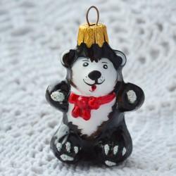 """Елочная игрушка """"Медведь"""", арт. 5850 ID3583"""