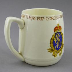 Кружка коронация «Георг VI», арт. 2846/2