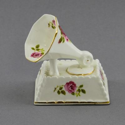"Статуэтка ""Граммофон"" Cottage Rose, арт. 2682"