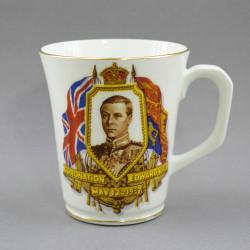 Кружка коронация «Георг VI» 200мл, арт. 2691/2