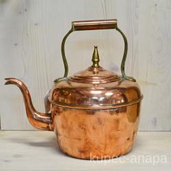 """Чайник  медный  """"Викторианский"""" 3 литра, арт. 2700"""