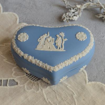 "Шкатулка ""Античность"" камея сердце, арт. 2832"