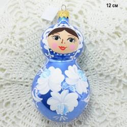 """Елочная игрушка """"Неваляшка"""", арт. 5260 ID3785"""