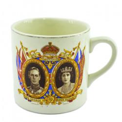 Кружка коронация «Георг VI», арт. 2846