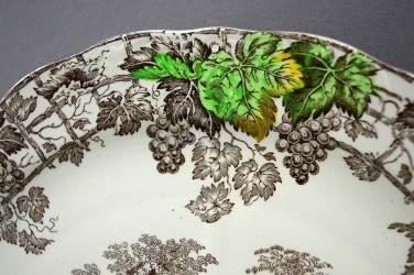 """Тарелка для закусок """"BYRON"""" арт. 2855"""
