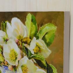 "Картина ""Цветы"" 29*42см, ID 3350"