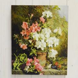 "Картина ""Цветы"" 29*36см, ID 3349"