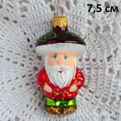 """Елочная игрушка """"Старик боровик"""" дед гриб арт. 5311 ID4486"""