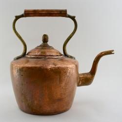 """Медный чайник  """"Английская классика"""" 3 литра, арт. 3033"""