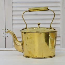 Чайник заварочный латунный, арт. 3041/2