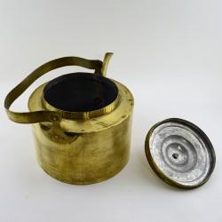 """Латунный чайник  """"Английская классика"""", арт. 3041"""