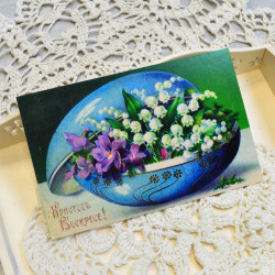 "Ретро открытка ""Христос Воскресе!"", арт. 3137/4640"