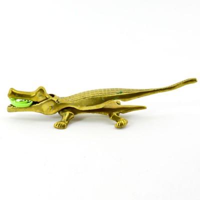 "Орехокол ""Крокодил"" латунь, арт. 3162"