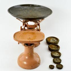 Весы с чашей + гири , арт. 3168