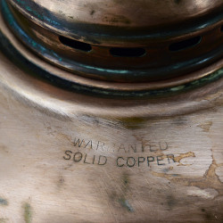 """Медный чайник  """"Диковинка"""" 2,5 литра, арт. 3178"""