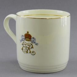 """Кружка """"Коронация Елизаветы II"""" 250мл., арт. 3185"""