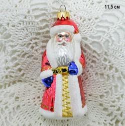 """Елочная игрушка """"Дед Мороз"""", арт. 5261 ID3783"""