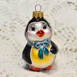 "Елочная игрушка ""Пингвин"" арт. 3208 ID4274"