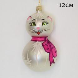 """Елочная игрушка """"Кошечка"""", арт. 3210 ID2087"""