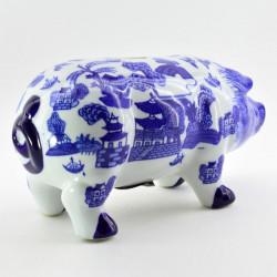"Копилка свинка ""Ива. Имари"", арт. 3321"