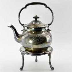Чайник на подставке. Бульотка. арт. 3328