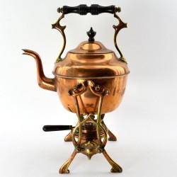 Чайник с горелкой. Бульотка. арт. 3323
