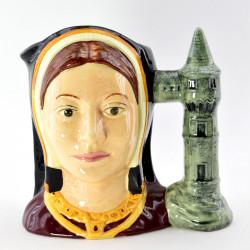 "Кружка Тоби TOBY JUG ""CATHERINE OF ARAGON"", арт. 3335"