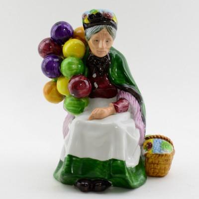 "Статуэтка ""Продавщица надувных шаров"", арт. 3369"